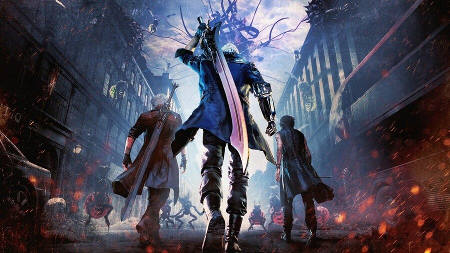 Rumour: Devil May Cry 5 Might Be Returning To Xbox Game Pass Soon