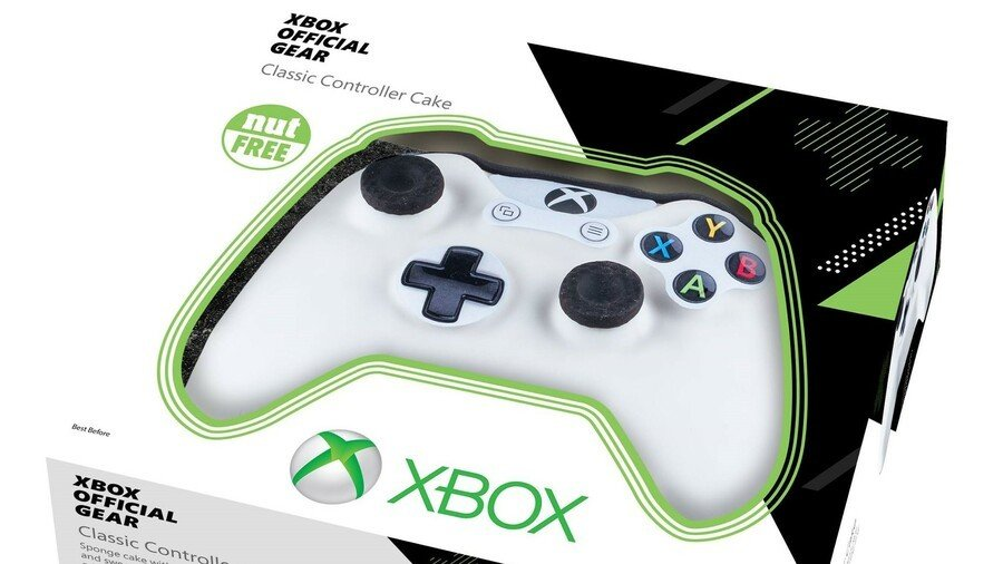 Random: Behold, The Official Xbox Classic Controller Cake