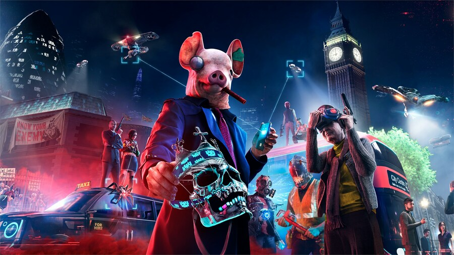 Watch Dogs: Legion Runs At 4K, 30FPS On Xbox Series X & PS5