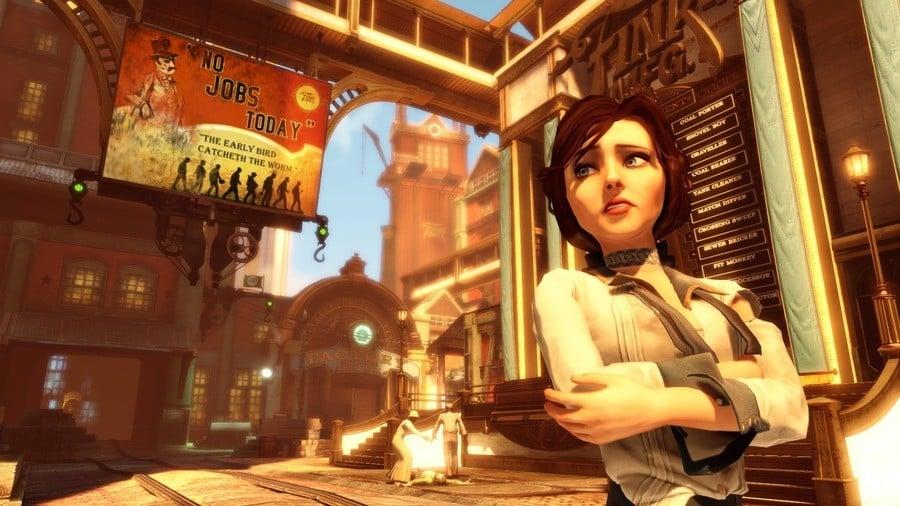 The Next BioShock Will Be Open World