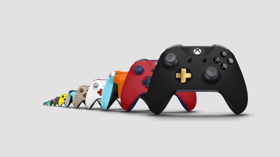 The Best Xbox One Controller Has Been Crowned By An Instagram Poll