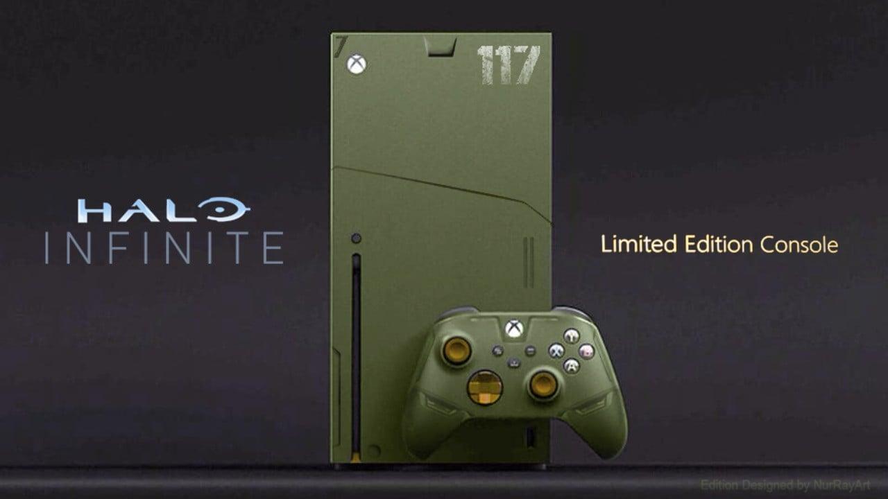 Random We Re In Awe Of This Halo Infinite Xbox Series X Fan Art Xbox News