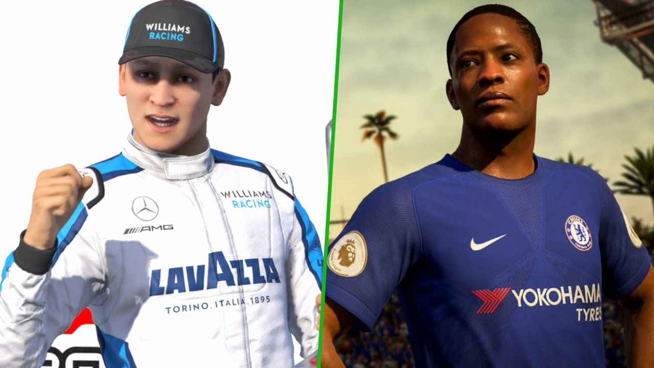 Palms On: 'Braking Level' Is F1 2021's Model Of FIFA's 'The Journey'
