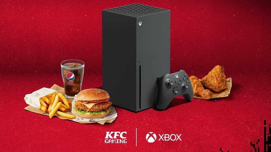 KFC GB Is Giving Away Xbox Series X Consoles & Custom Controllers