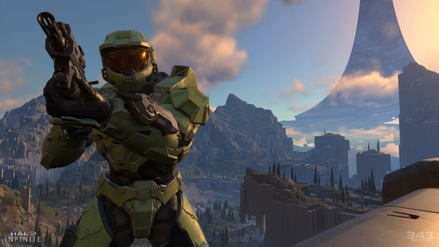 Halo Infinite Dev Addresses Criticism For The Game's Graphics