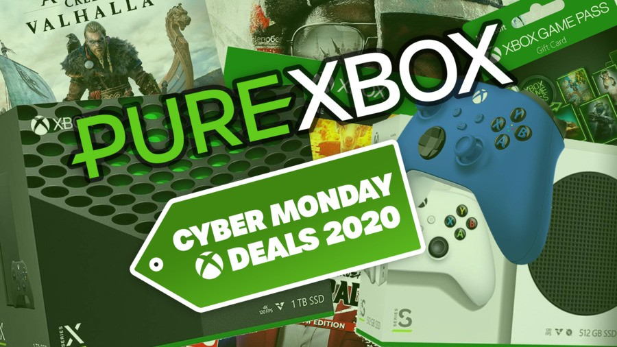 Cyber Monday 2020: Best Xbox Series X Deals On Games, Xbox Game Pass, Accessories, And More