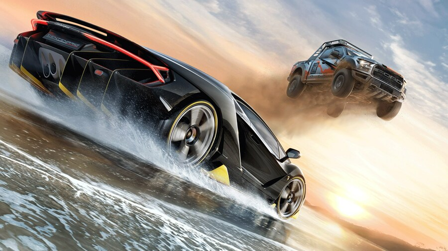 Pick One: Which Is Your Favourite Forza Horizon Game?