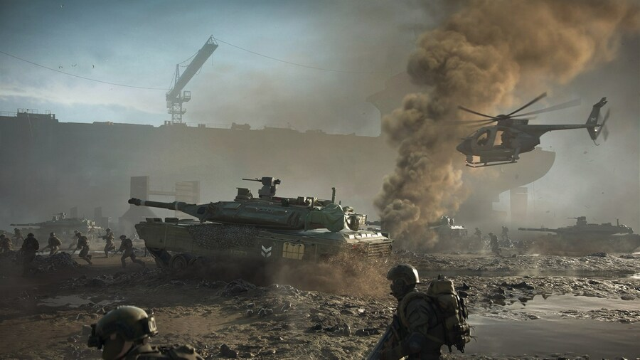 Battlefield 2042 Won't Feature A Single-Player Campaign, And Here's Why