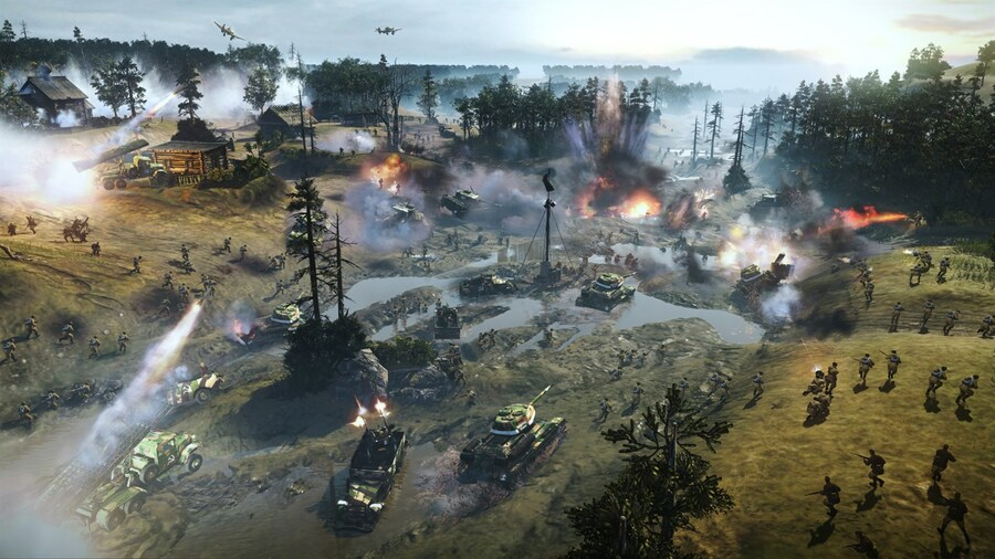 Company Of Heroes 2 Is Now Available With Xbox Game Pass For PC
