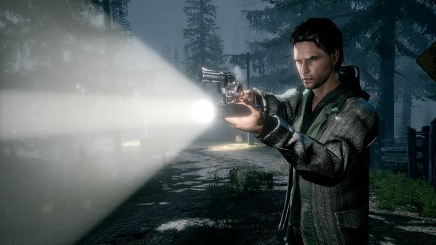 Alan Wake Remastered Looks Set To Arrive This October For Xbox