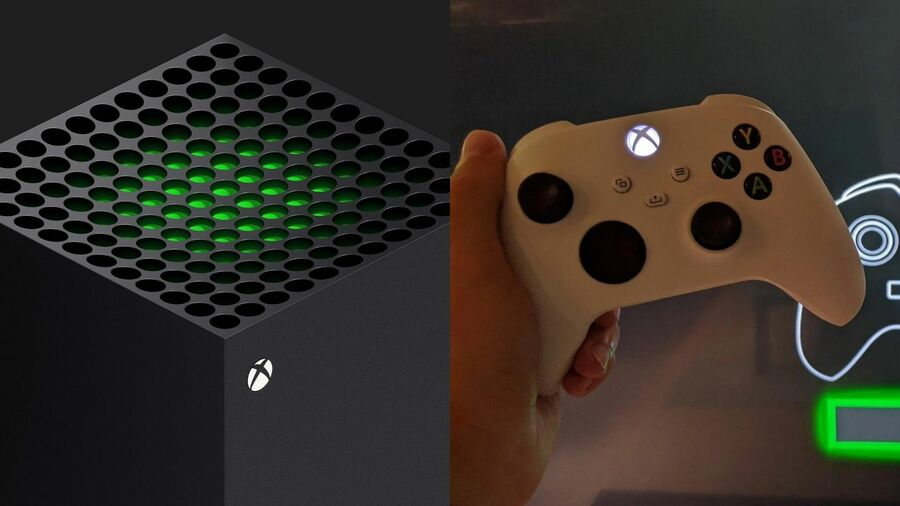Xbox Series X Release Date Possibly Hinted By Controller Leak