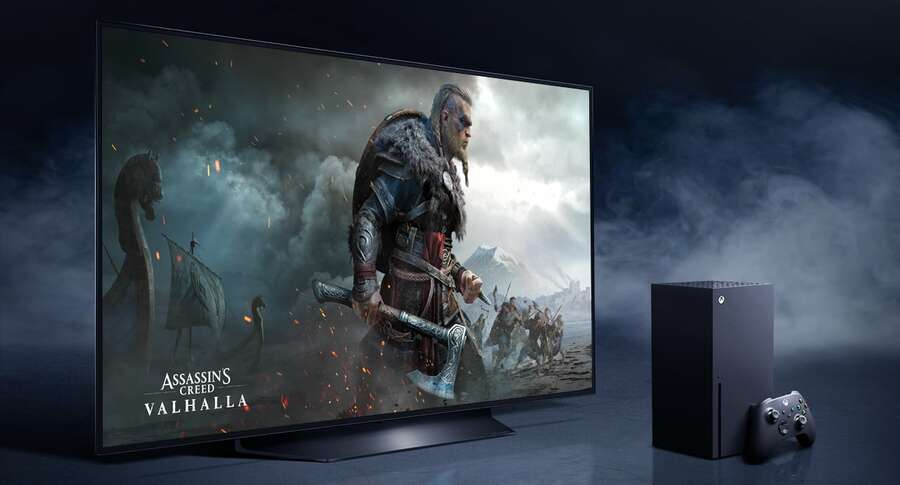 LG OLED TV Becomes The Official TV Partner Of The Xbox Series X