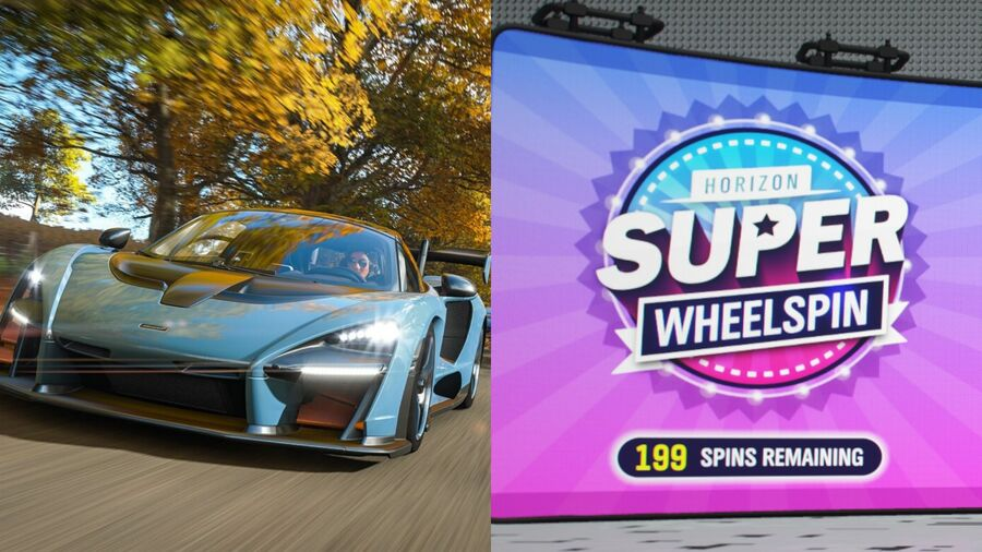 Forza Horizon 4 Team Apologises For Yesterday's Free Wheelspin Mistake