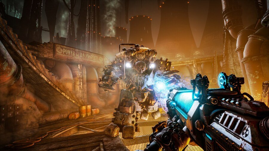 Necromunda: Hired Gun's First Post-Launch Patch Is Out, Physical Versions Seemingly Delayed