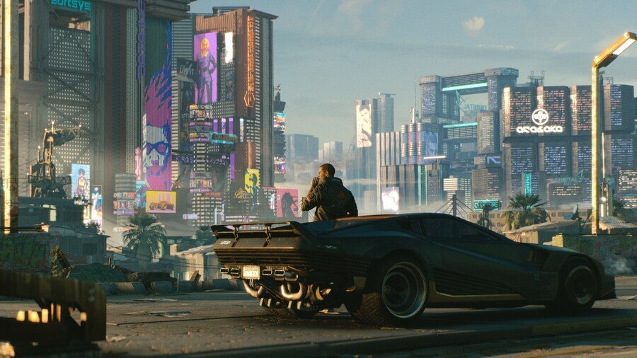 Cyberpunk 2077 Will Reportedly Have A Performance Mode Option
