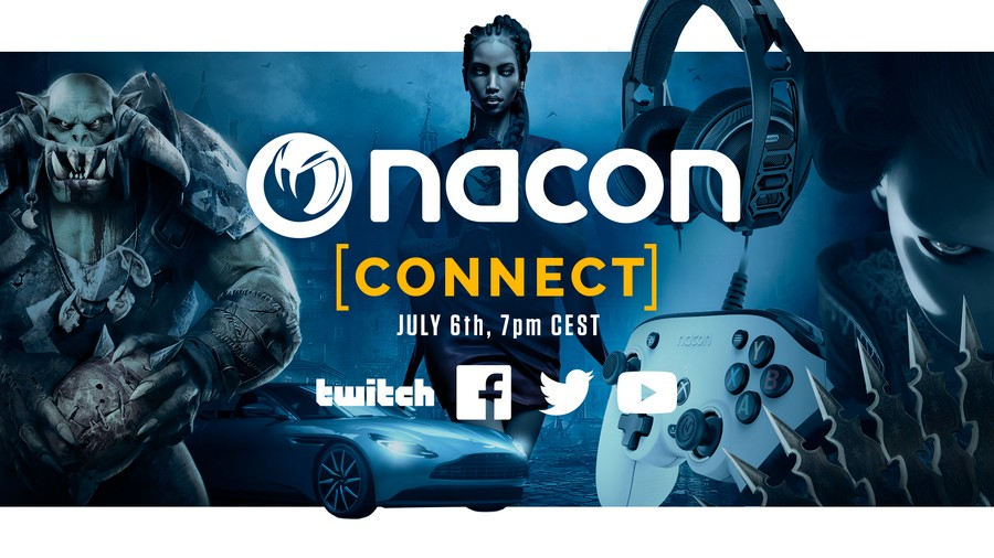 Nacon Connect Set To Show New Upcoming Games Next Month