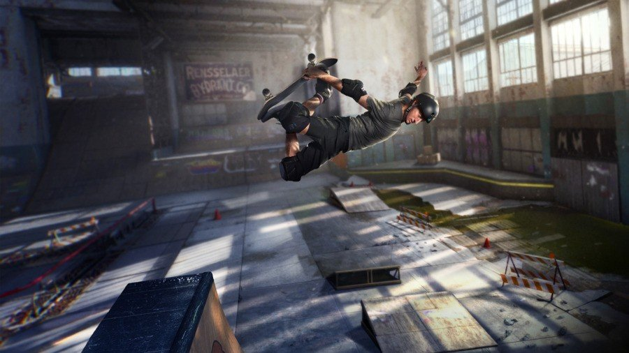 """Tony Hawk Admits Pro Skater 1 & 2 Remaster Is """"Way Better Than I Ever Imagined"""""""