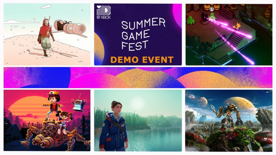 Xbox Is Getting 40+ Free Demos Next Week As Part Of Summer Game Fest