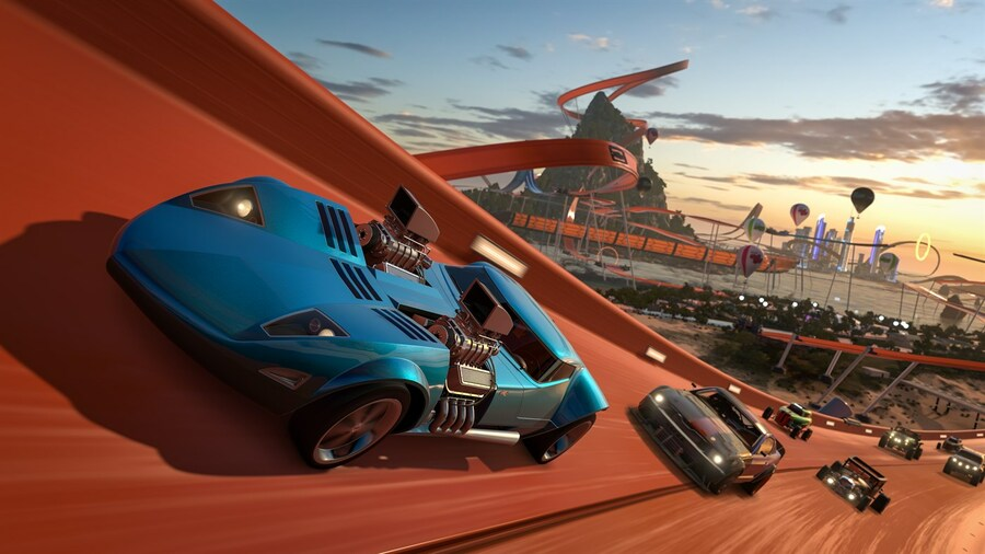 New Hot Wheels Toys Suggest Forza Horizon 5 Is Coming This Year