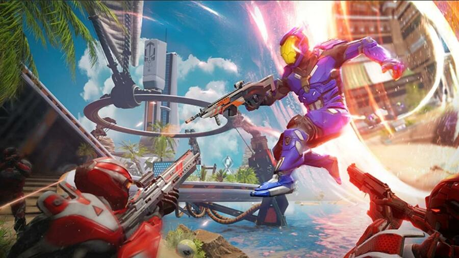 Splitgate Dev: I Look At The Game As Being 25% Done