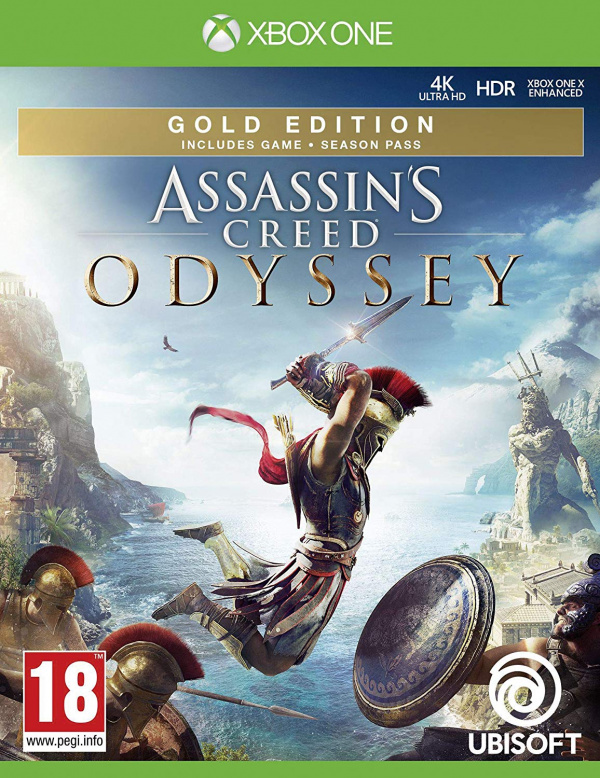 Assassin S Creed Odyssey Review Xbox One Reviews