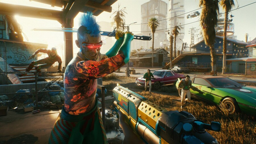 Cyberpunk 2077's Multiplayer Microtransactions 'Won't Upset Gamers'