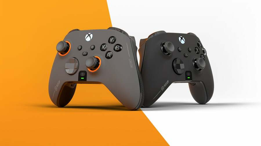 Scuf Gaming Unveils New 'High-Performance' Controllers For Xbox Series X S