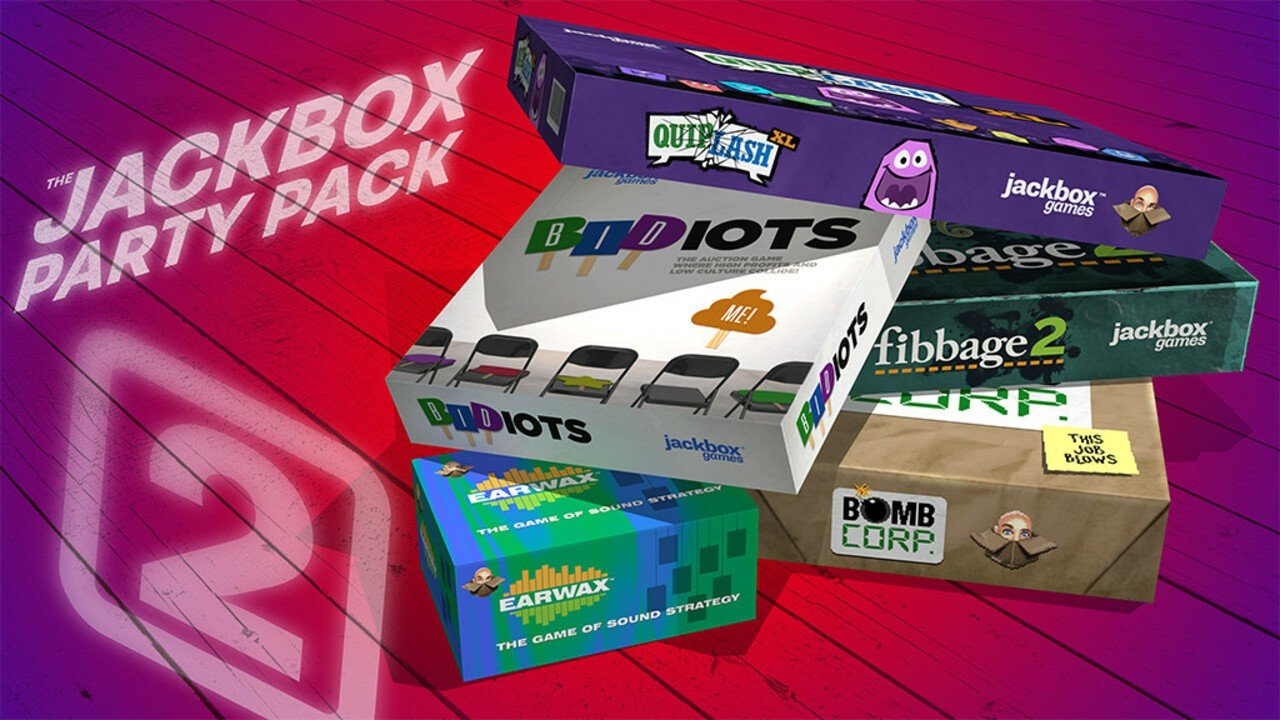 The Jackbox Party Pack 2 Review   Xbox One Reviews