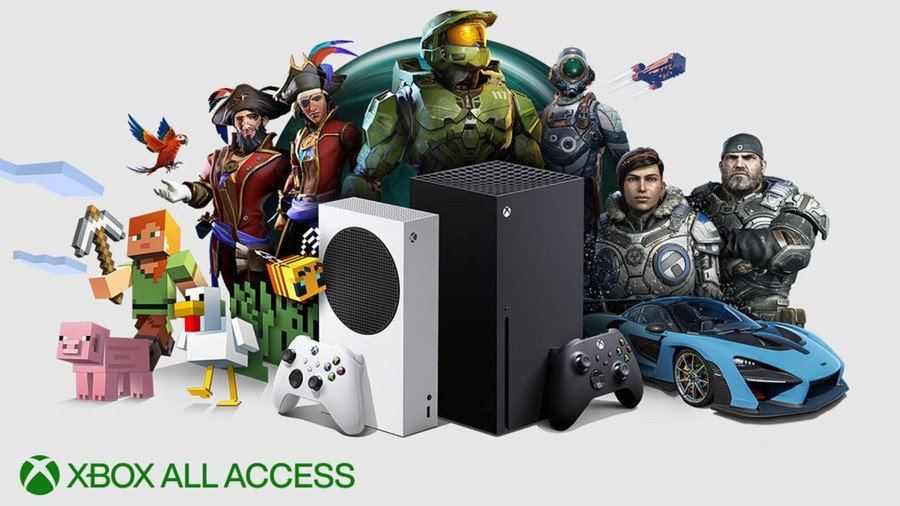 Xbox All Access Will Cost You $34.99 / £28.99 A Month With A Series X Console