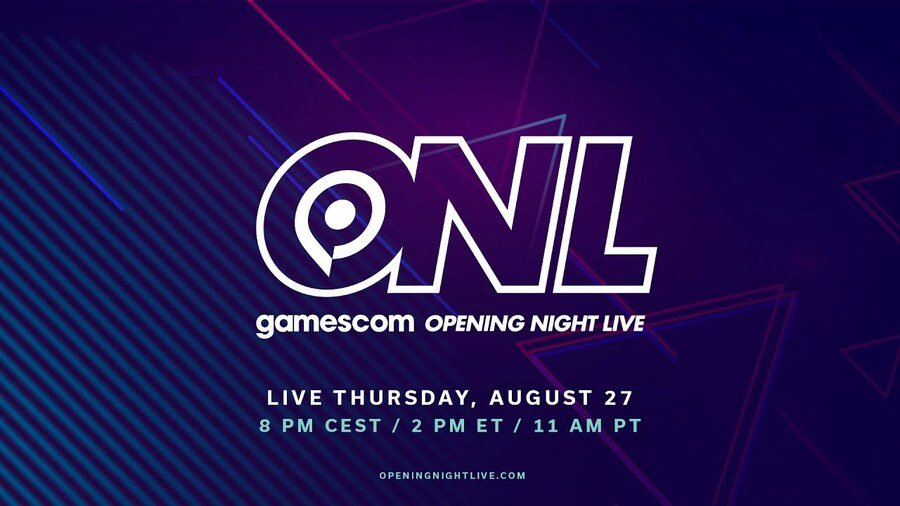 Gamescom Opening Night Live To Feature 38 Titles From 18 Publishers