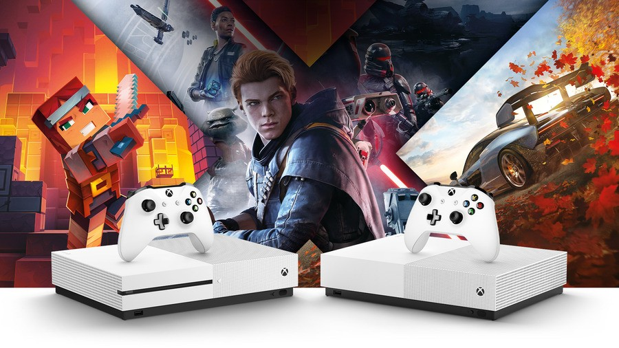 Retailer Listing Possibly Hints At Xbox One S Console Revision