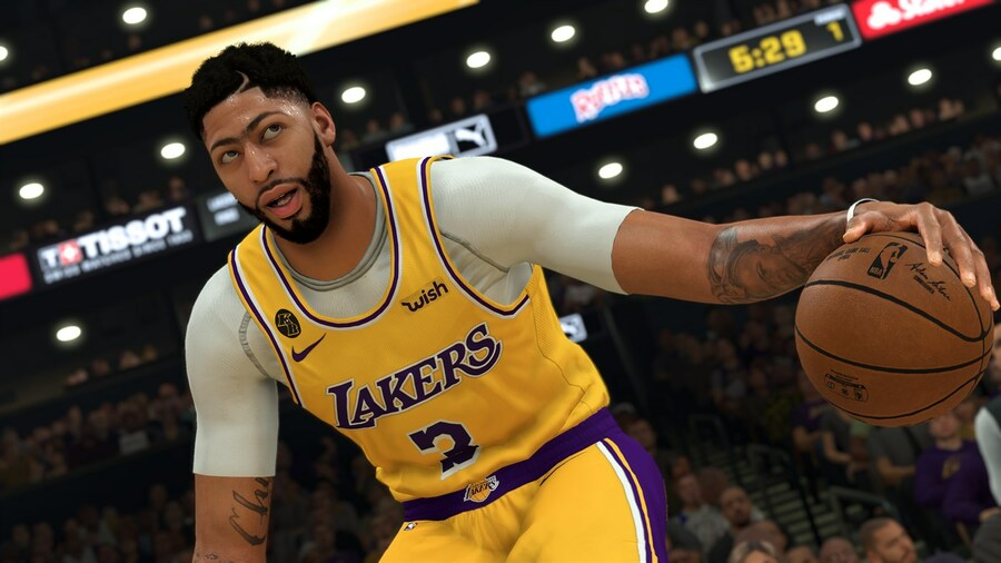 Surprise! NBA 2K21 Is Joining Xbox Game Pass This Week