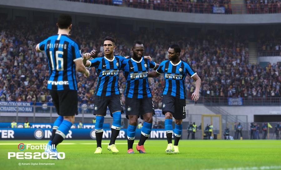 Konami Won't Renew PES Licenses For Inter And AC Milan