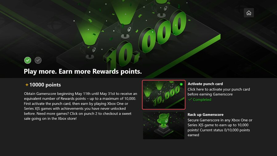 If You Can't Find May's Gamerscore Challenge On Xbox, You're Not Alone