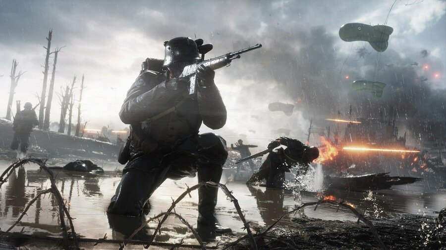 Fans Will Be 'Really Blown Away' By The New Battlefield Trailer, Says EA