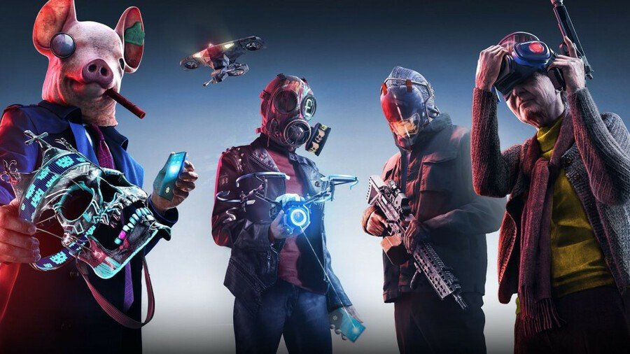 Rumour: Ubisoft's Watch Dogs Legion Will Be An Xbox Series X Launch Title