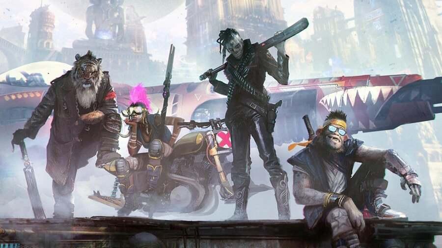Ubisoft Is Suddenly Teasing Beyond Good & Evil 2 Again On Twitter