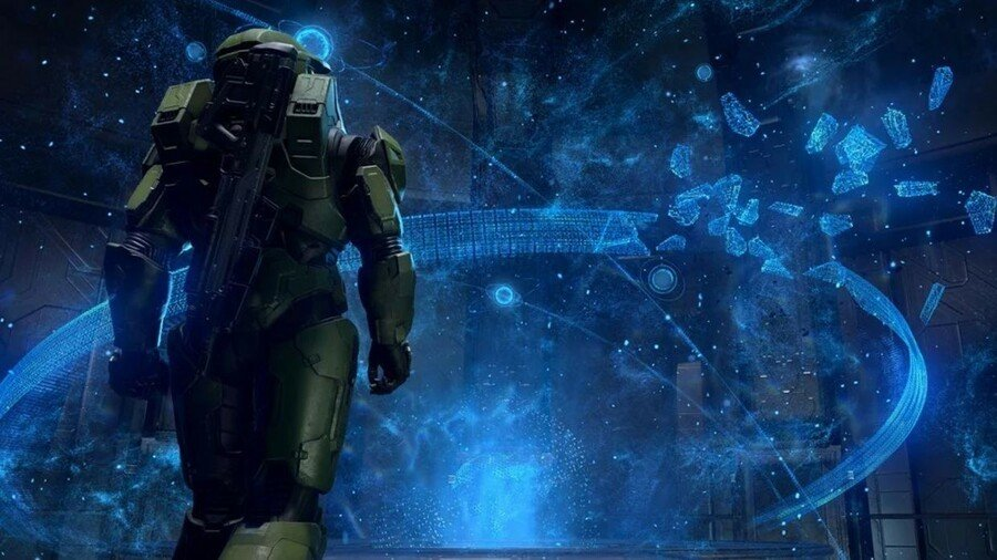 Halo Infinite Audio File New Story Details