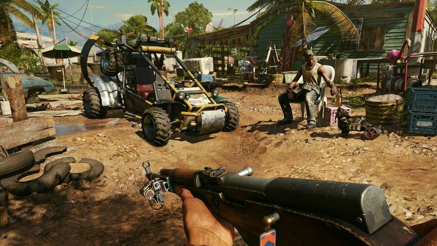 Here's A Look At Far Cry 6's Map, And It's A Big One