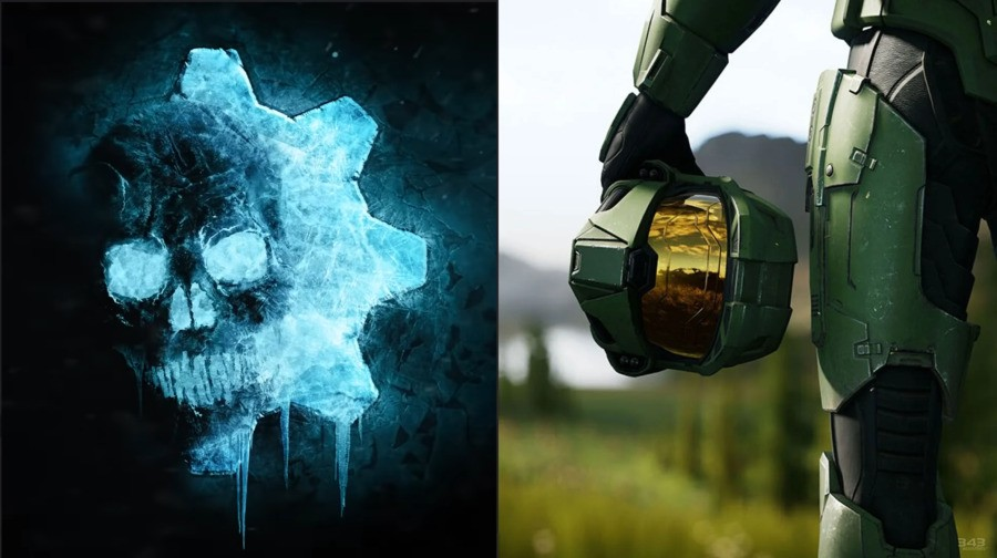 Gears Of War X Halo