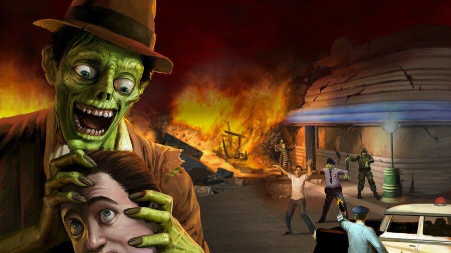 Stubbs The Zombie Is Making His Long-Awaited Xbox Comeback