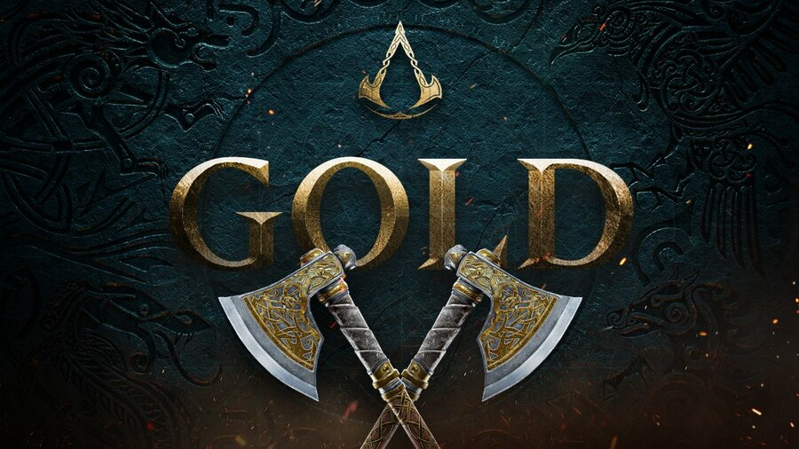 Assassin's Creed Valhalla Has Gone Gold, Confirms Ubisoft