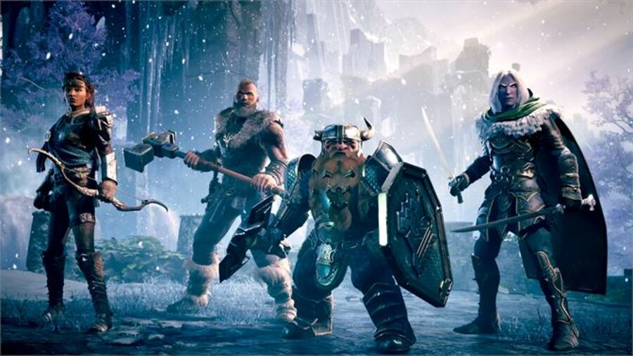 Everything You Need To Know About Dark Alliance On Xbox Game Pass