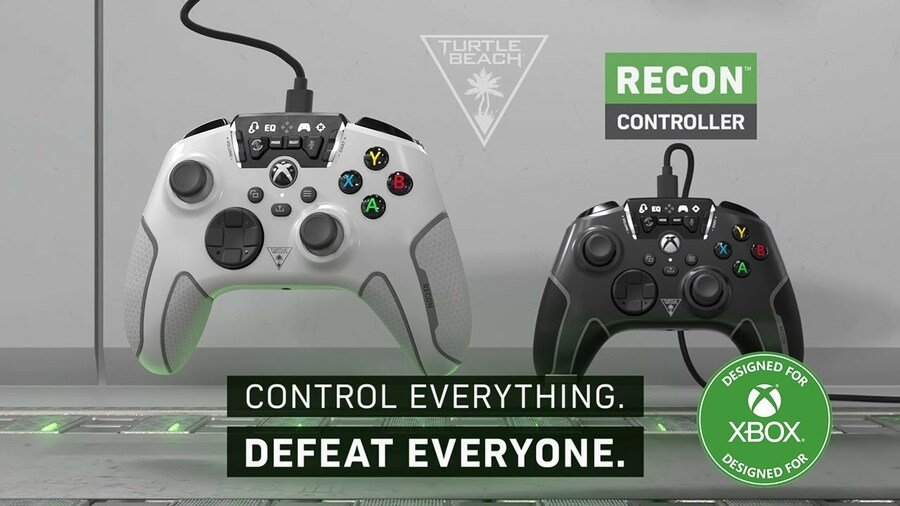 Turtle Beach's Xbox Recon Controller Launches This August, Pre-Order Now