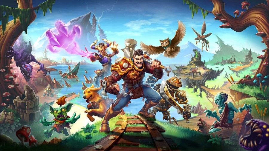 Torchlight III Shines Its Way To Xbox One In A Couple Of Weeks