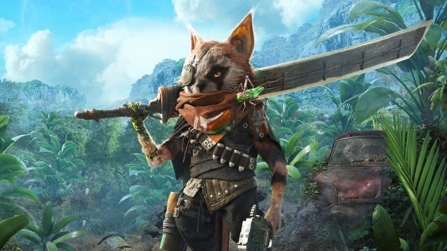 Biomutant Is Officially Getting An Xbox Series X Version In The Future
