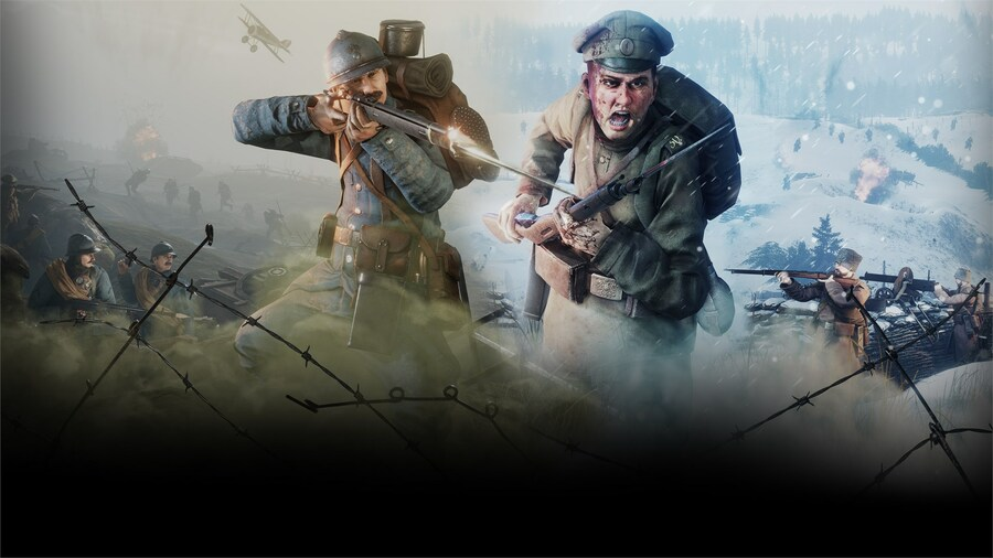 Play WW1 Shooters Verdun & Tannenberg For Free This Weekend