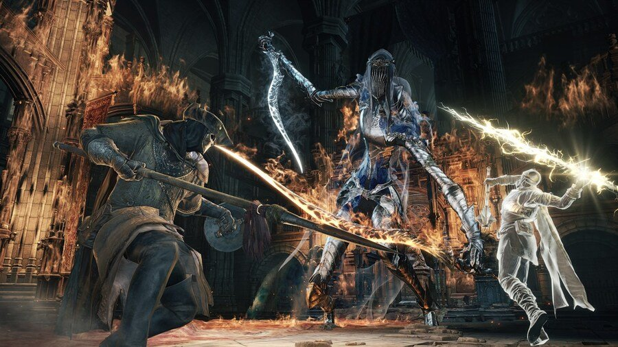 Dark Souls 3 Is Still 'Dying To Be Pushed Further' On Xbox Series X, Says Analysis