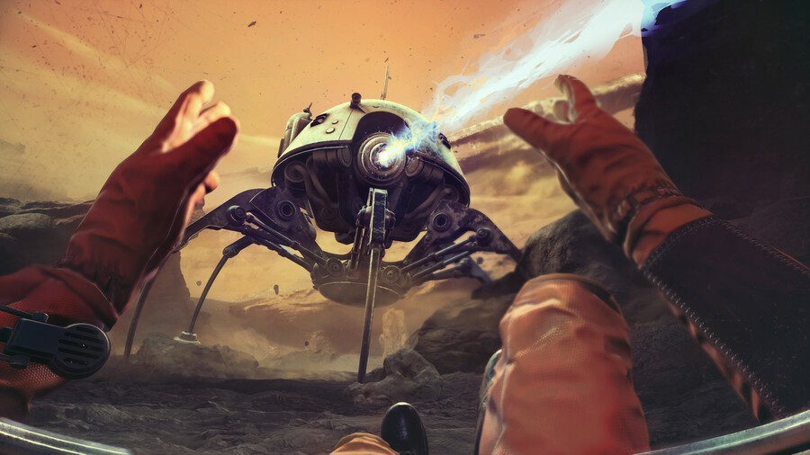 Sci-Fi Thriller The Invincible Targets 2021 Launch For Xbox Series X