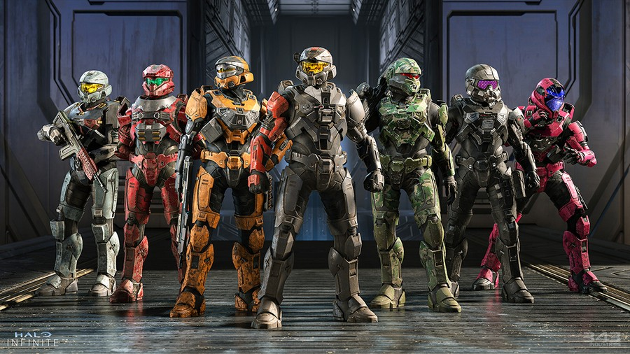 Halo Infinite Will Include 'Wacky' Cosmetics, Similar To Apex Legends